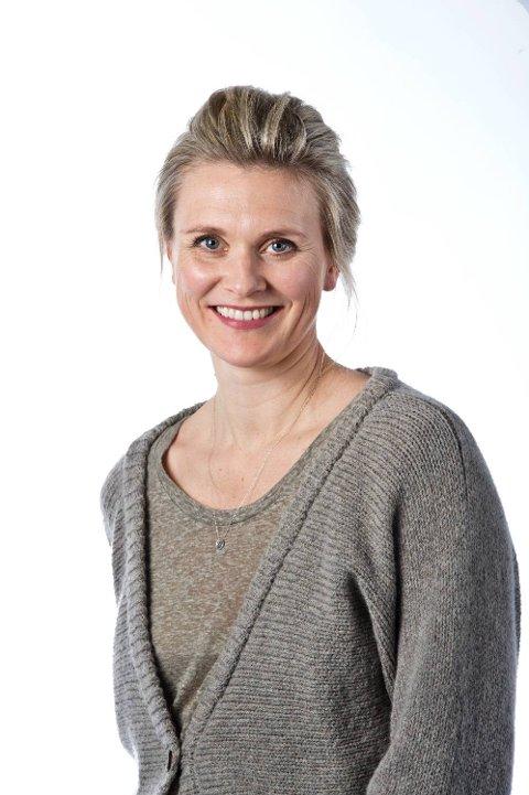 Monica Hannestad er direktør i Design Region Bergen