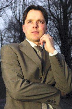 - KLØNETE: Advokat John Magne Hammervoll mener klienten ikke har gjort noe kriminelt, men opptrådt litt klønete. FOTO: SCANPIX