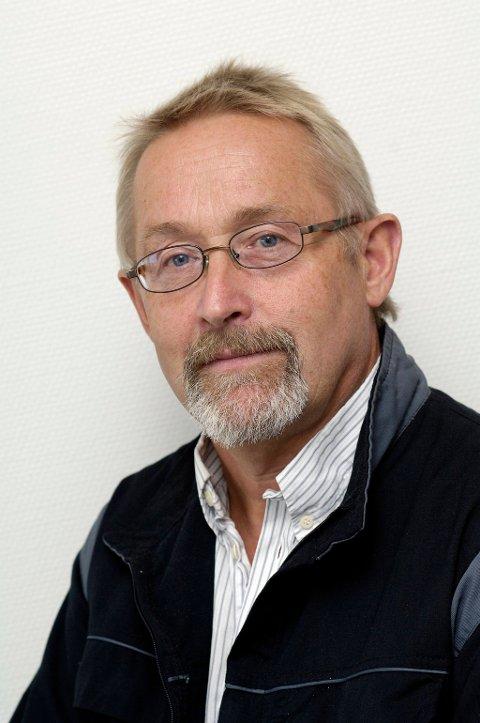 Faglærer i gassteknikk på Teknologisk institutt, Norsk Gassenter, Johan B. Langfeldt.