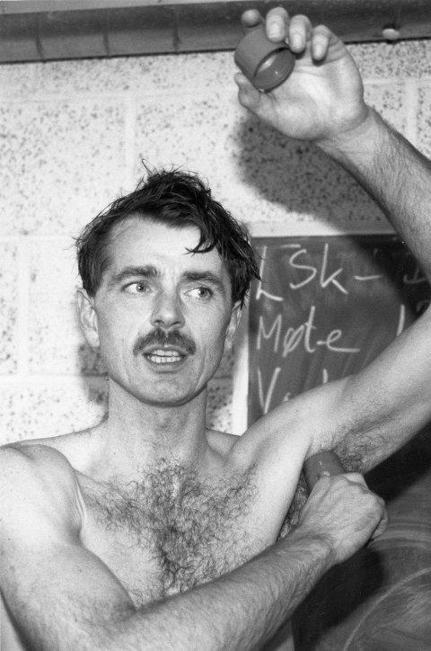 «Kjøpt»: Svein Ystenes var KILs første spillerkjøp.