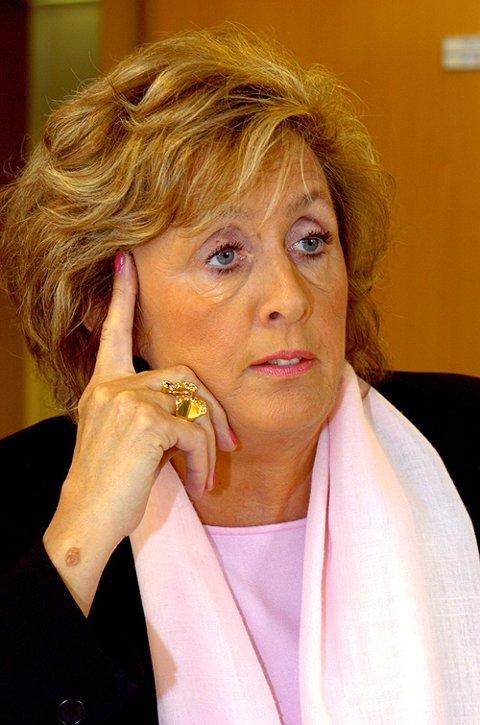 Det er kjempeflott for det kommunale foretaket at så mange fortsatt ønsker å motta tjenestene fra kommunen, sier Trude Drevland (H), byråd for helse og omsorg.