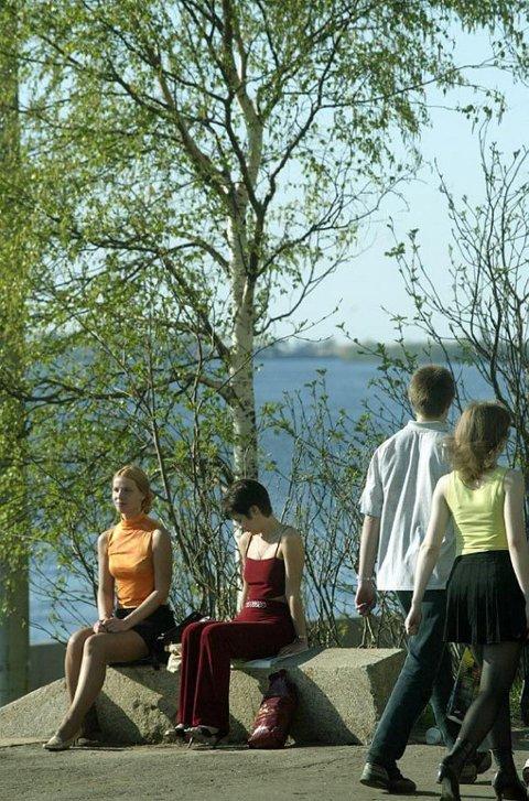 SELVFØLELSE: De russiske nordboerne har en godt utviklet selvfølelse. De føler bedre enn sine landsmenn i sør.  Illustrasjonsfoto: Yngve Olsen Sæbbe