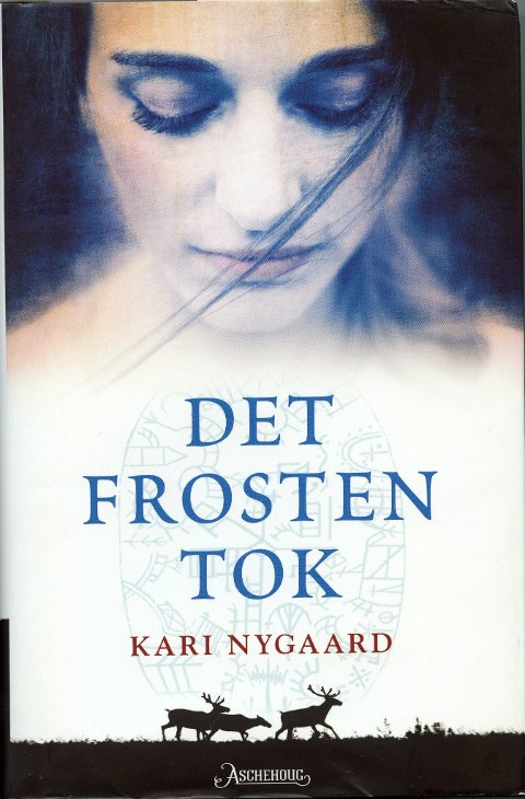 Bokaktuell: Kari Nygaard er klar med romanen Det frosten tok.