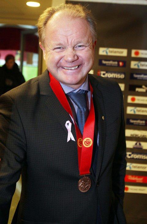 Per-Mathias Høgmo har vært med på både bronsje og sølv med TIL. Blir det gull i år?