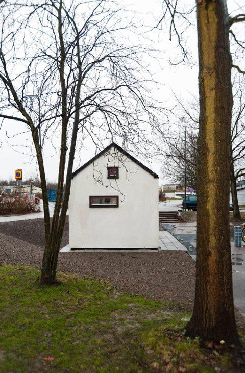 Svenske studenter skal nå konkurrere om å flytte inn i denne boligen ved Lund universitet.