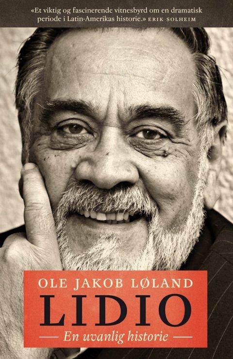 """UVANLIG: """"Lidio - en uvanlig historie"""" heter Ole Jakob Lølands bok om Lidio Dominguez."""