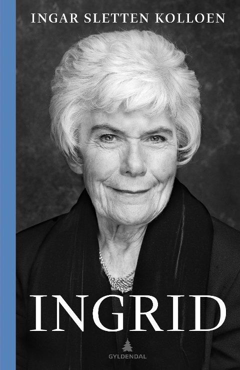 BOK   Ingar Sletten Kolloen   Ingrid
