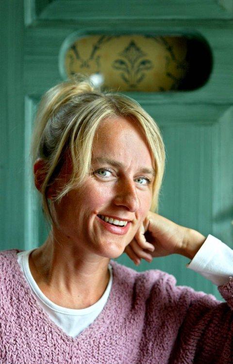 DEBUTANT Kulturjournalist Tove Myhre debuterer i høst med diktsamlinga «Strupesong» på Samlaget.