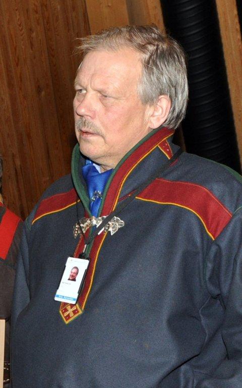 Olaf Eliassen (Árja).