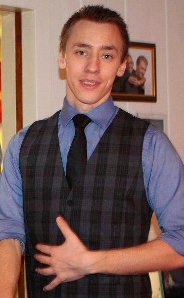 OMKOM: Kenth Reiar Gauksrud Haug omkom i februar i år, 25 år gammel. Foto: Privat.