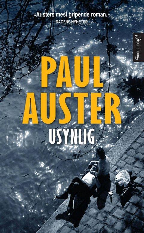 Paul Auster: Usynlig