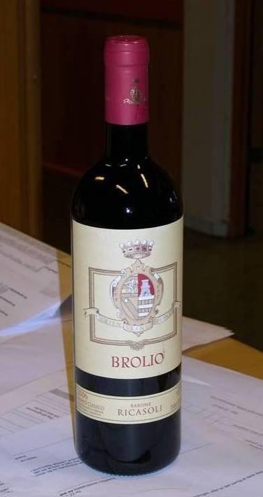 Brolio. TERNING 6