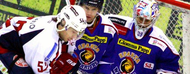 Sparta tapte 3-2 hjemme mot Lørenskog torsdag kveld