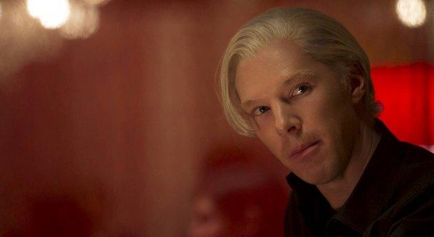 I Den femte statsmakt fremstilles Julian Assange som en stor egoist.