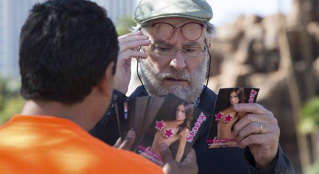 Kevin Kline er ungsauen av gamisene som drar på Vegas-tur.
