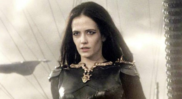 Eva Green er tøffere enn toget i «300: Rise of an Empire».