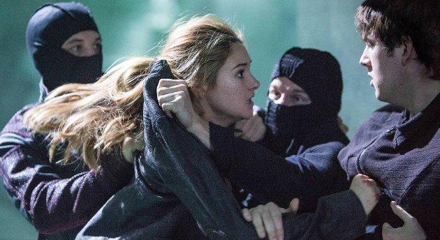 Shailene Woodley er på langt nær noen ny Jennifer Lawrence, slik produsentene tydeligvis hadde håpet.