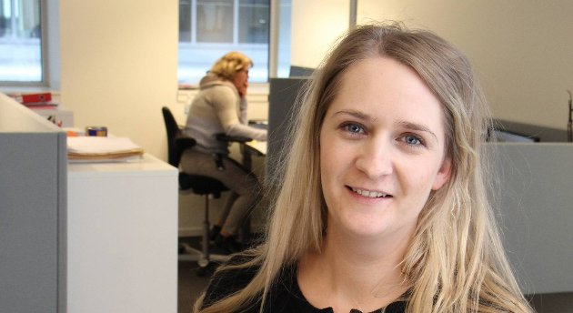 Anita byrja som lærling, og er no fagansvarleg på rekneskap i OBOS Stor-Bergen.