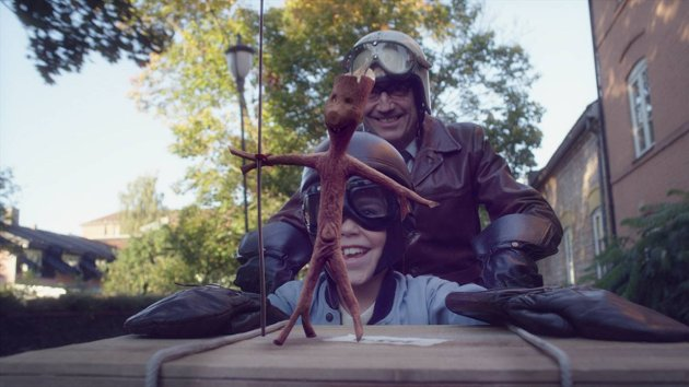 Knerten og Lilelbror på farten i en super oppfølgerfilm for de minste.
