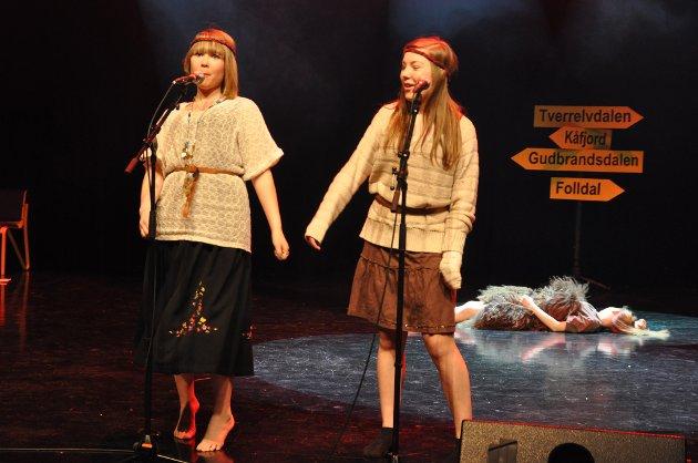 «Melodifest fra Dalen»