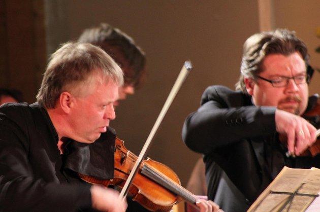 Arvid Engegård & Alex Robson.