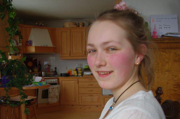 Trine Louise Johansen.