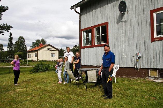 """AN skrev mandag om Laisvall i Sverige, som ble """"reddet"""" etter at nordmenn begynte å feriere der."""