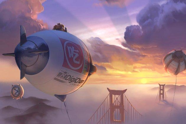 TIL VÆRS: Filmåret 2015 ser ut til å bli et av de beste i nyere tid. Gled deg til blant annet «Big Hero 6». FOTO: The Walt Disney Company Nordic.