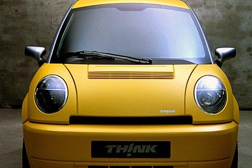 Sånn ser den nye utgaven av elbilen Think ut!