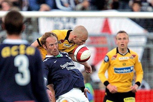 Duellen mellom Peter Kovacs og Pål Steffen Andresen var til å ta og føle på.