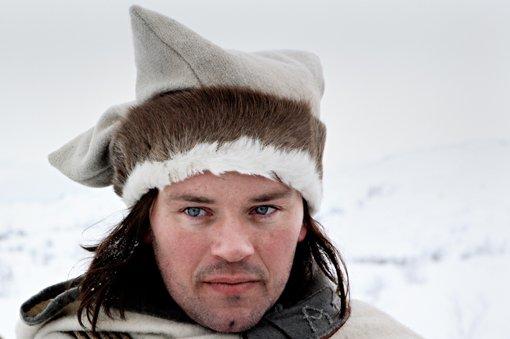 Mikkel Gaup, skuespiller født 27. februar 1968 i Alta.