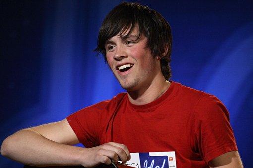 Bare en romering er nå igjen i Idol.  UTE: Chris Gøran Johansen (16) fra Skedsmokorset