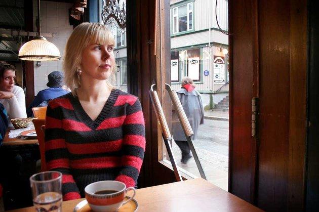 I oktober 2005 var filmregistudent Hanne Larsen på skuespillerjakt i Tromsø.