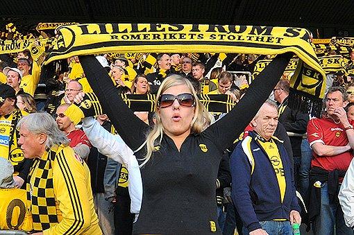 VI ER FULA': Isebell Andreassen (19). Vi er fula' og vi skal vinne.FOTO: VIDAR SANDNES