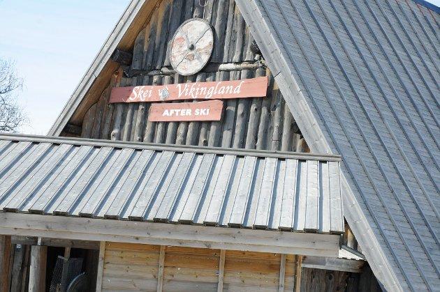 KJENT STED: Vikingland på Skeikampen har eksistert siden 1994.