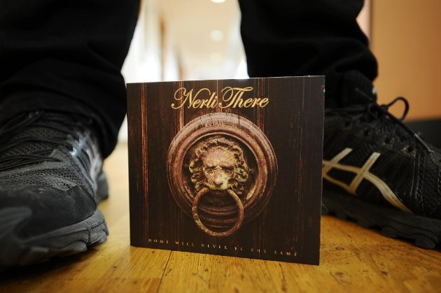 Home will never be the same er Nerli Theres tredje CD.