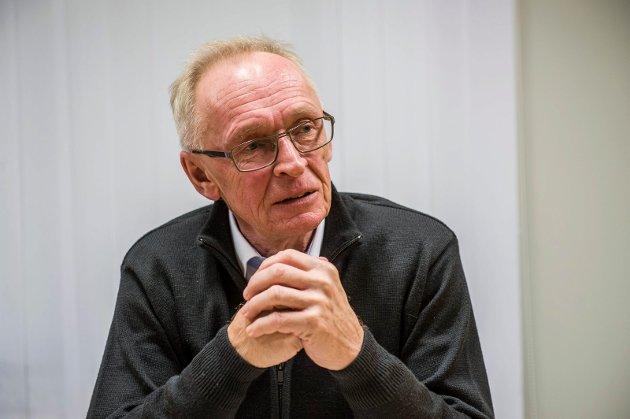 Fritzøe Engros, Oddbjørn Hagen