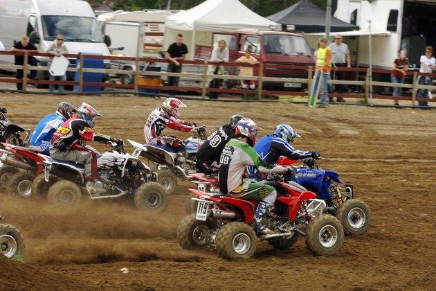Norgescup ATV i Herringen.