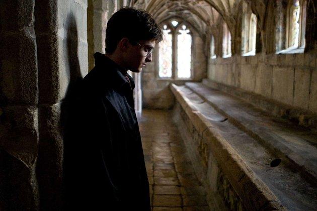 Flere scener i Harry Potter og Halvblodsprinsen er skumle nok.
