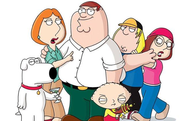 Mer tuss med Familien Griffin i sesong åtte av Family Guy.