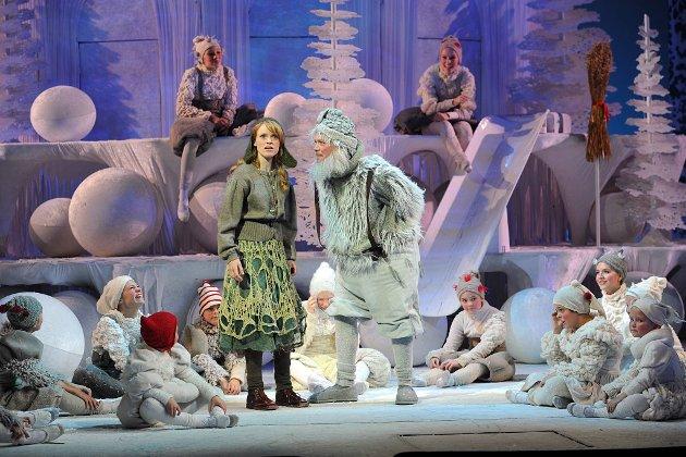 Lørdag går teppet opp for «Reisen til julestjernen».