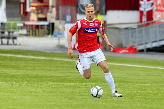 Kongsvinger: 28.05.2012 Gjemselund stadion: 1100 tilskuere KIL - Notodden 3-1 Foto: Ole-Johnny Myhrvold