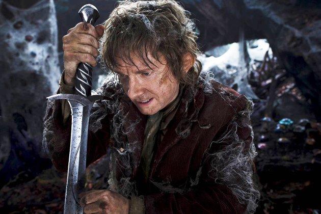 Bilbo Lommelun, i Martin Freemans skikkelse, er blitt en en både sjarmerende og ressursrik versjon av Tolkien-karakteren i den nye Hobbiten-filmen, mener BAs anmelder.