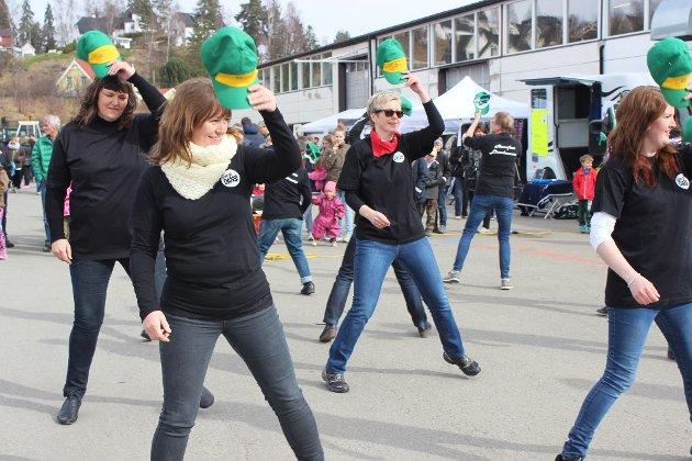 Hønefoss Linedancers.