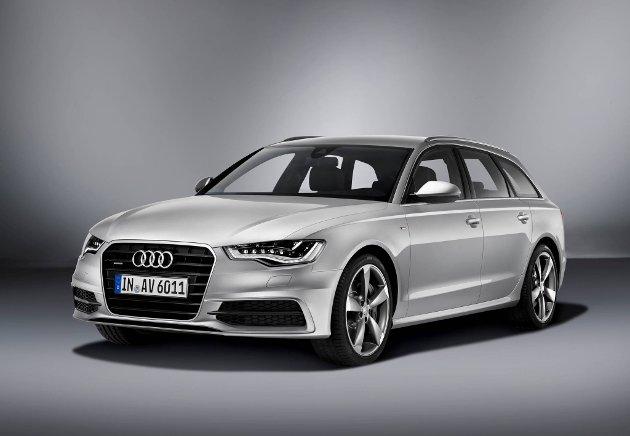 Audi har presentert sin nye A6 Avant. Rene sportslige linjer er noen av stikkordene de bruker på den nye modellen.