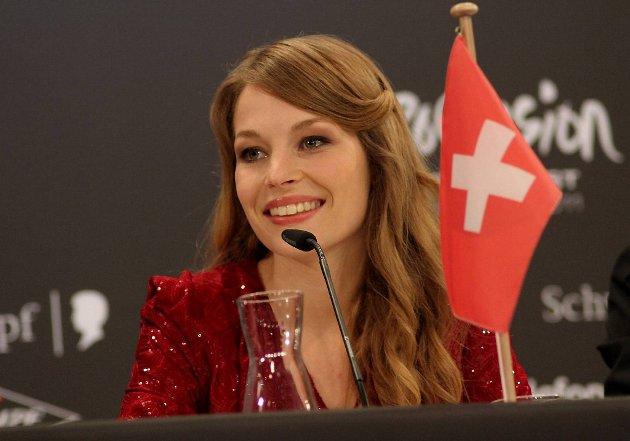 Sveits har ofte slitt med å kapre finaleplass, men ikke i år.