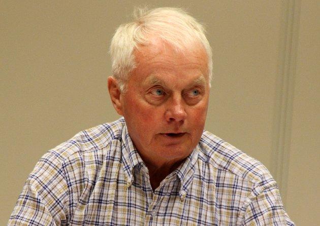 Bjørn Helge Hansen, leder for kontrollutvalget i Alstahaug kommune.