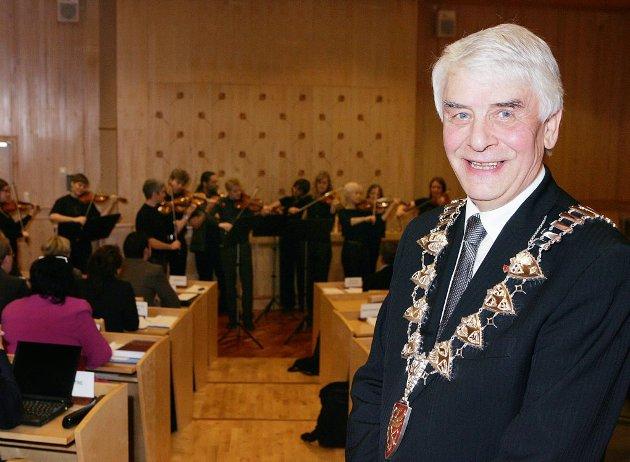2007: Ronald Rindestu på fylkestinget.
