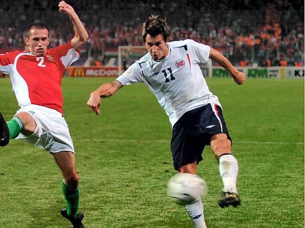 Van Gamstens superscoring var uten tvil den største prestasjonen i 4-1-seieren over Ungarn lørdag kveld.