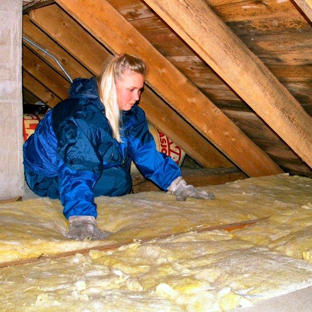 Isolering av loftet gir umiddelbar økonomisk gevinst.